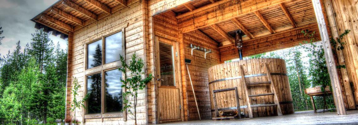 Achat de sauna extérieur
