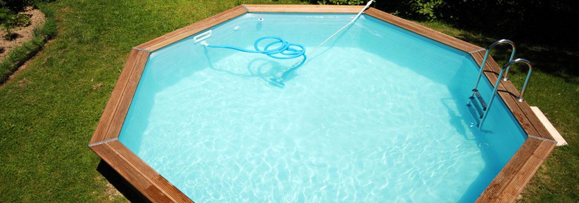 Différents types de piscines enterrées