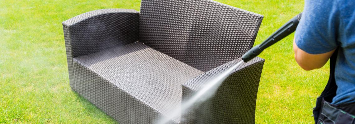 Nettoyer et entretenir son mobilier de jardin